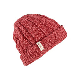 Burton Bone Cobra Beanie Womens Hat, Sparrow-Dusty Rose, 256