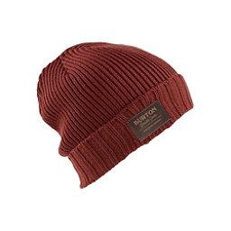 Burton Gringo Beanie Hat, Fired Brick, 256