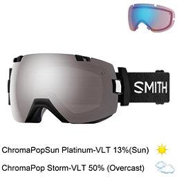 Smith I/OX Goggles 2018, Mean Folk-Chromapop Sun Platin + Bonus Lens, 256