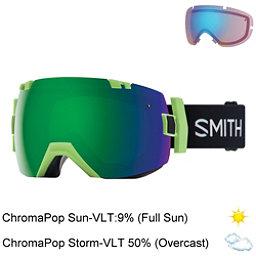 Smith I/OX Goggles 2018, Reactor Tracking-Chromapop Sun + Bonus Lens, 256