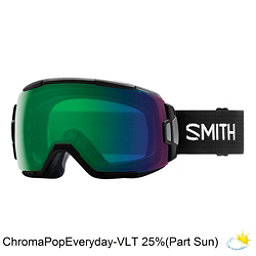 Smith Vice Goggles 2018, Black-Chromapop Everyday Green, 256