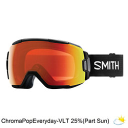Smith Vice Goggles 2018, Black-Chromapop Everyday Red M, 256