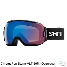Smith Vice Goggles 2018, Black-Chromapop Storm Rose Fla, 256