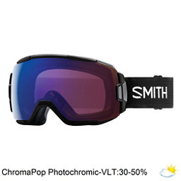 Smith Vice Goggles 2018, Klein Blue Split-Chromapop Pho, 256
