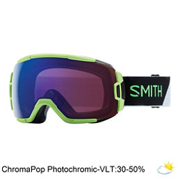 Smith Vice Goggles 2018, Reactor Split-Chromapop Photoc, 256