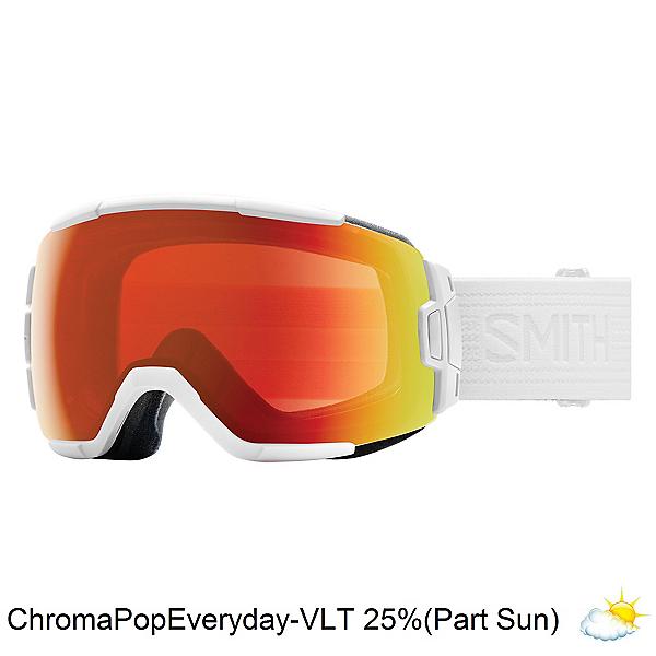 Smith Vice Goggles, Whiteout-Chromapop Everyday Re, 600
