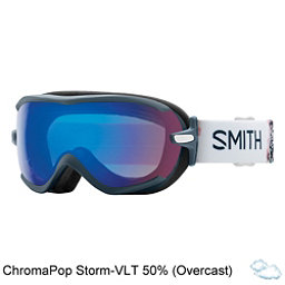 Smith Virtue Womens Goggles 2018, Thunder Composite-Chromapop St, 256