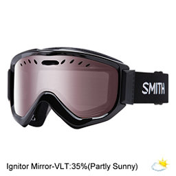 Smith Knowledge OTG Goggles 2018, Black-Ignitor Mirror, 256