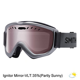 Smith Knowledge OTG Goggles 2018, Graphite-Ignitor Mirror, 256