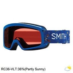 Smith Rascal Jr. Kids Goggles 2018, Cobalt Shuttles-Rc36, 256