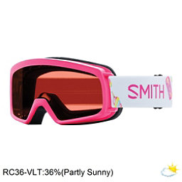 Smith Rascal Girls Goggles 2018, Pink Popsicles-Rc36, 256