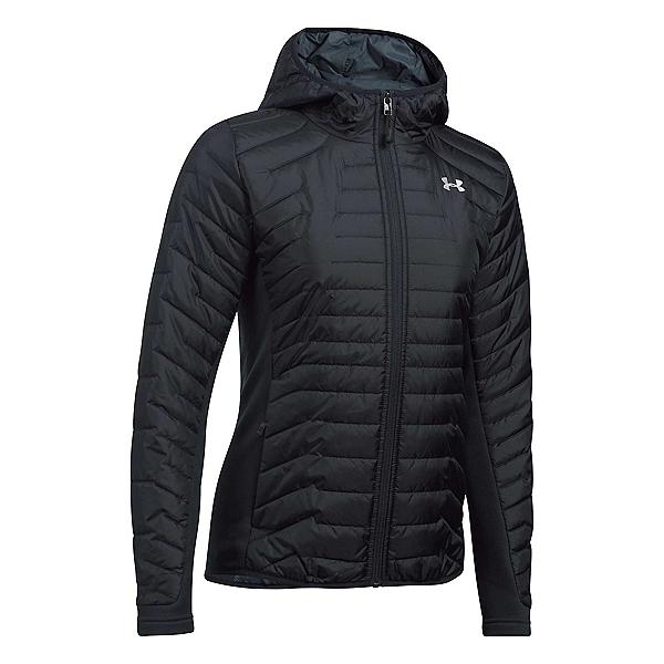 Under Armour ColdGear Reactor Hybrid Womens Jacket, , 600