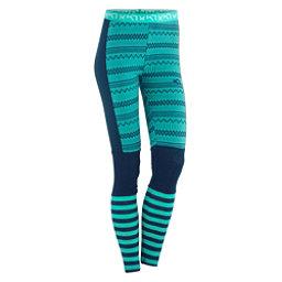 Kari Traa Akle Womens Long Underwear Pants, Navy, 256