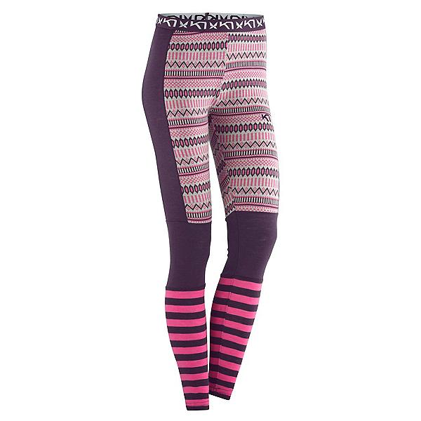Kari Traa Akle Womens Long Underwear Pants, Mauve, 600