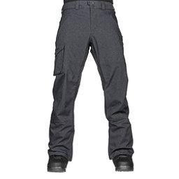 Burton Covert Mens Snowboard Pants, Denim, 256