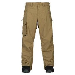 Burton Covert Mens Snowboard Pants, Kelp, 256
