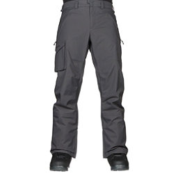 Burton Covert Mens Snowboard Pants, Faded, 256