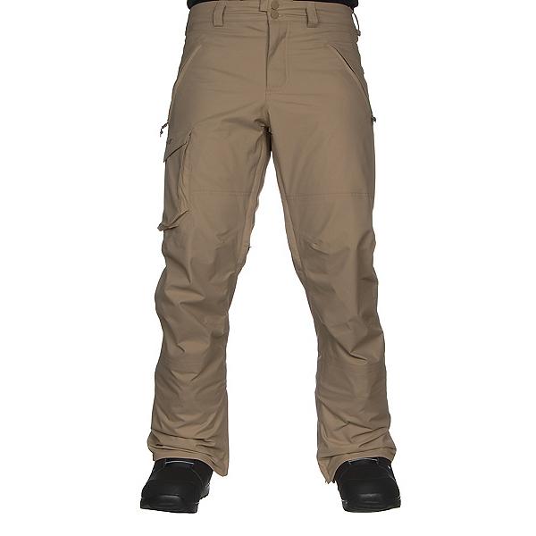 Burton Covert Mens Snowboard Pants, Kelp, 600