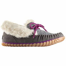 Sorel Out N About Moc Womens Slippers, Quarry, 256
