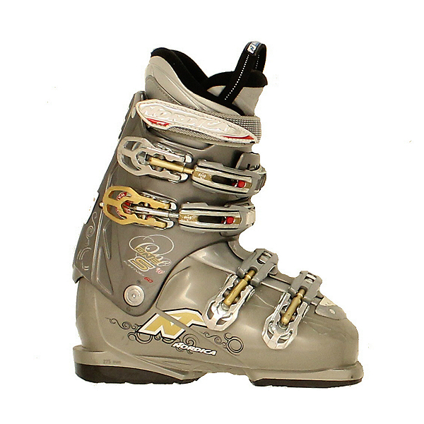 Used Womens Nordica One S 60 Ski Boots Size Choices, , 600