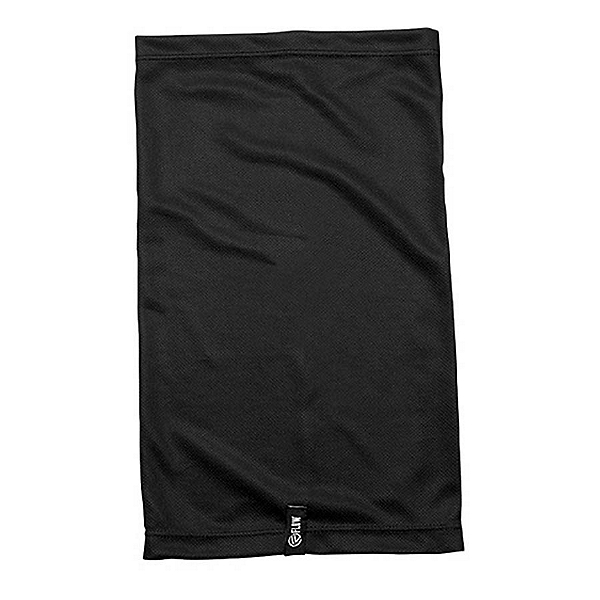 Flow Youth 1-Layer Tube Kids Neck Warmer, Black, 600