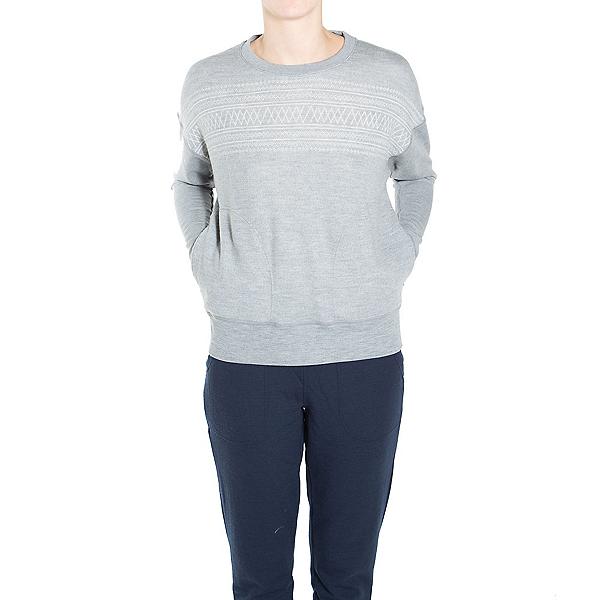 We Norwegians Setesdal Crewneck Womens Sweater, , 600