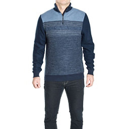 We Norwegians Frost 1/2 Zip Mens Sweater, , 256