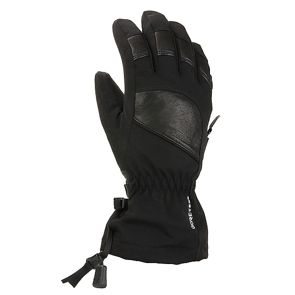 Gordini GTX III Womens Gloves 2020, Black, 600