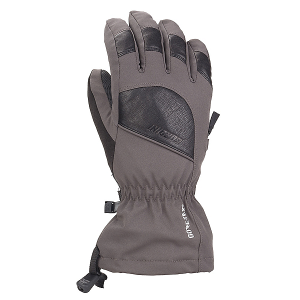 Gordini GTX III Womens Gloves 2020, Gunmetal-Black, 600