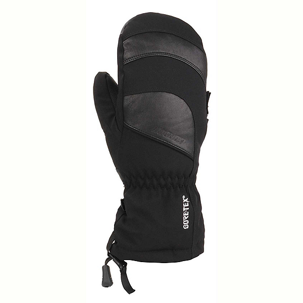 Gordini GTX Down III Womens Mittens, Black, 600