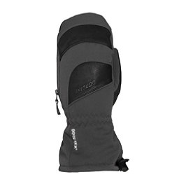 Gordini GTX Down III Womens Mittens, Gunmetal-Black, 256