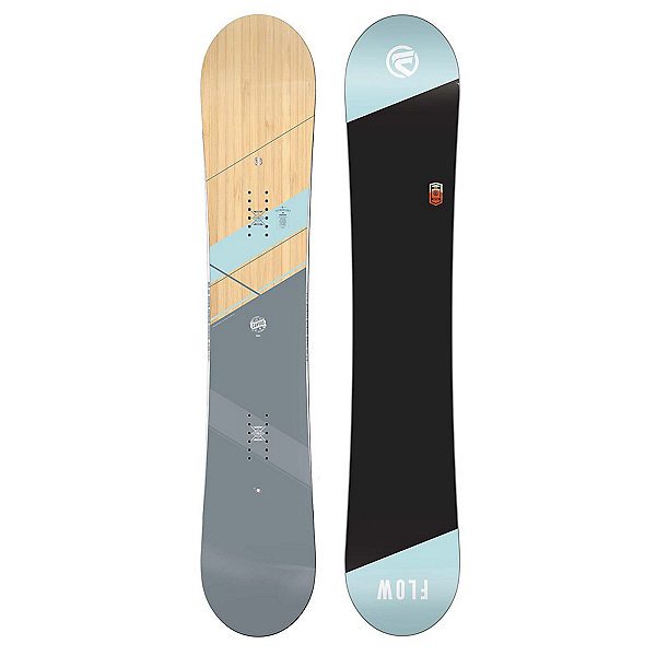 Flow Canvas Womens Snowboard, , 600
