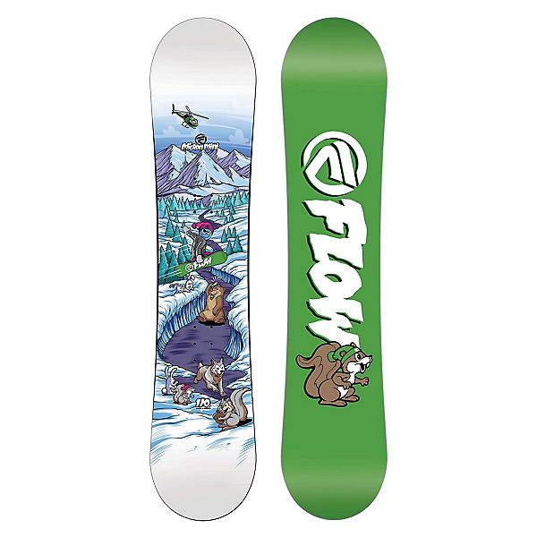 Flow Micron Mini Boys Snowboard, , 600