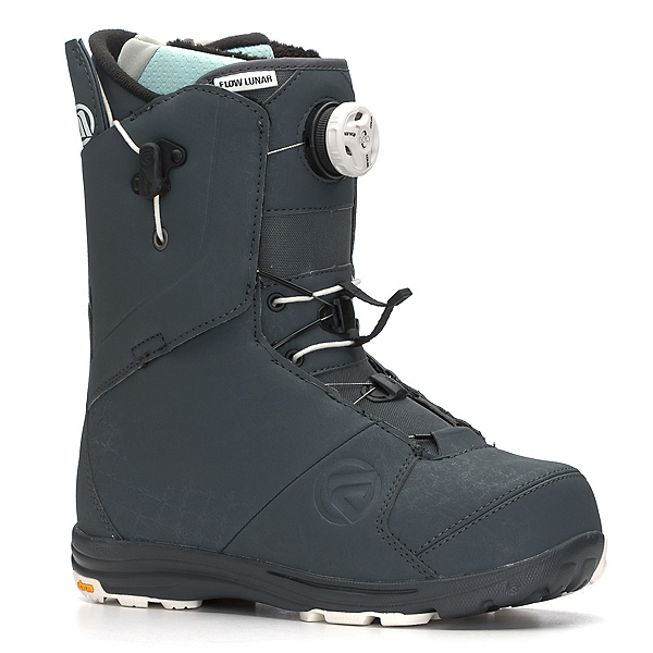Flow Lunar Hybrid Boa Womens Snowboard Boots, , 600