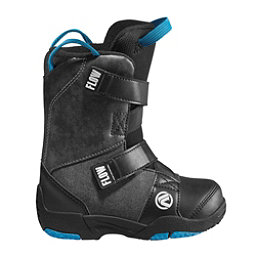 Flow Mini Micron Kids Snowboard Boots, , 256