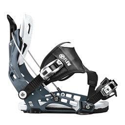 Flow NX2 Hybrid Snowboard Bindings, Gunmetal, 256