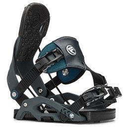 Flow Juno Hybrid Womens Snowboard Bindings, Midnight, 256