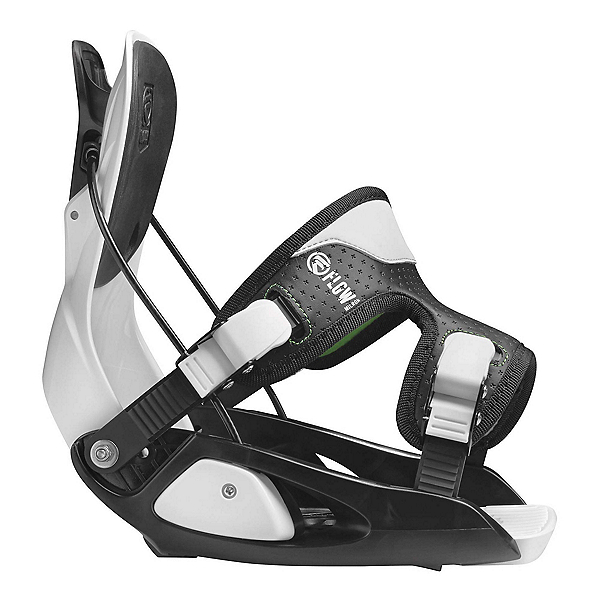 Flow Micron Kids Snowboard Bindings, , 600