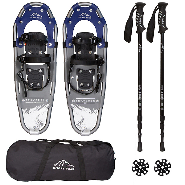 Emory Peak Traverse 825 with Poles Snowshoes, , 600