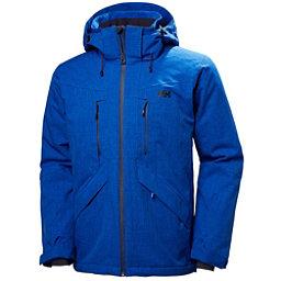 Helly Hansen Juniper II Mens Insulated Ski Jacket, Olympian Blue, 256