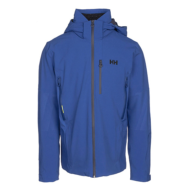 Helly Hansen Stoneham Mens Insulated Ski Jacket, Olympian Blue, 600