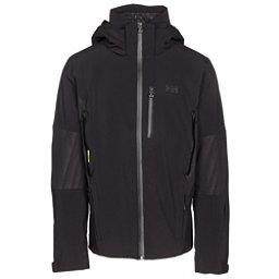 Helly Hansen Stoneham Mens Insulated Ski Jacket, Black, 256