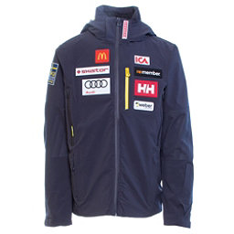 Helly Hansen Stoneham Mens Insulated Ski Jacket, Graphite Blue, 256