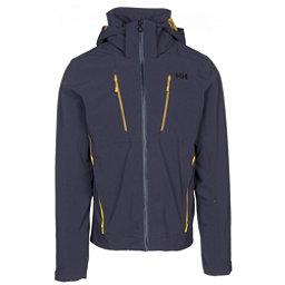 Helly Hansen Alpha 3.0 Mens Insulated Ski Jacket, Graphite Blue, 256