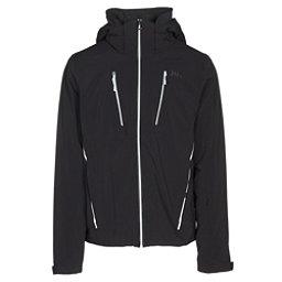 Helly Hansen Alpha 3.0 Mens Insulated Ski Jacket, Black, 256