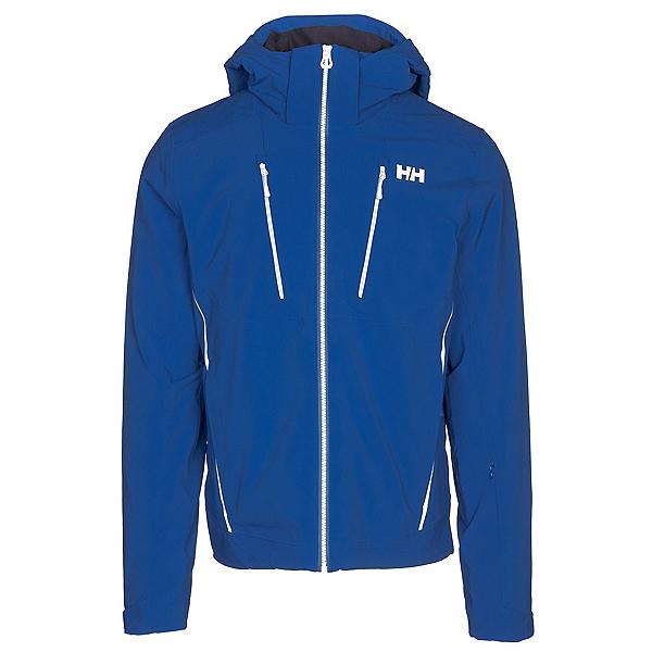 Helly Hansen Alpha 3.0 Mens Insulated Ski Jacket, Olympian Blue, 600