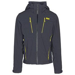 c17b0391 Helly Hansen Alpha 3.0 Mens Insulated Ski Jacket, Graphite Blue, 256