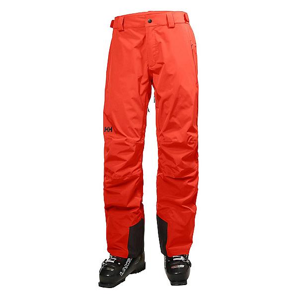 Helly Hansen Legendary Mens Ski Pants, Grenadine, 600