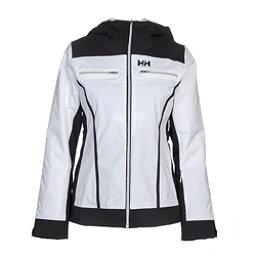 Helly Hansen Belle Womens Insulated Ski Jacket, White, 256