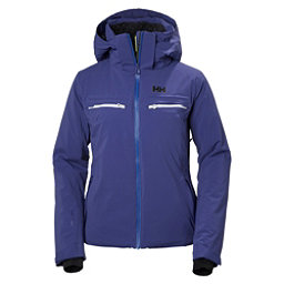 Helly Hansen Alphelia Womens Insulated Ski Jacket, Lavender, 256
